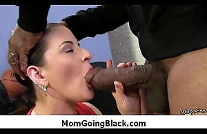 Milf can't live without black load of shit 4