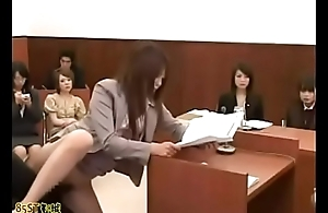 Undetectable chap involving asian courtroom - Collect summon Please