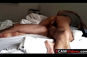 My Horny white wife getting morning cum