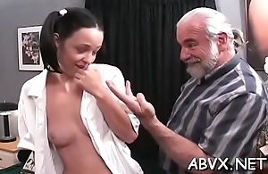 Sexy pain with reference to the neck babes with reference to sensational dilettante lesbian show