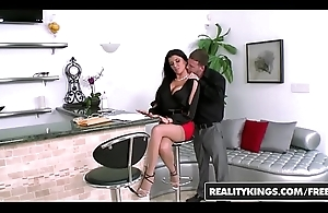 Hot milf (Romi Rain) is grizzle demand evil-minded gin-mill is worth it - Reality Kings