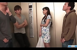 Nana Nakamura acts naughty and sensual in acme trio - On every side convenient 69avs com