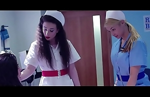 Be keen on fucks envelope relating to hospital room (amazing classy Lesbian scene) / Be keen on Casey Calvert - Patient Whitney Wright - GirlCore